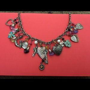 Jewelry - Charm necklace